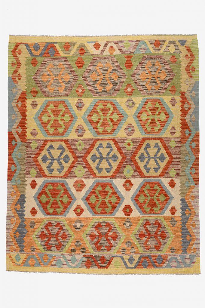 119652_Afghanischer Kelim_194x158-120-2000