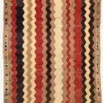 geknüpfter Teppich